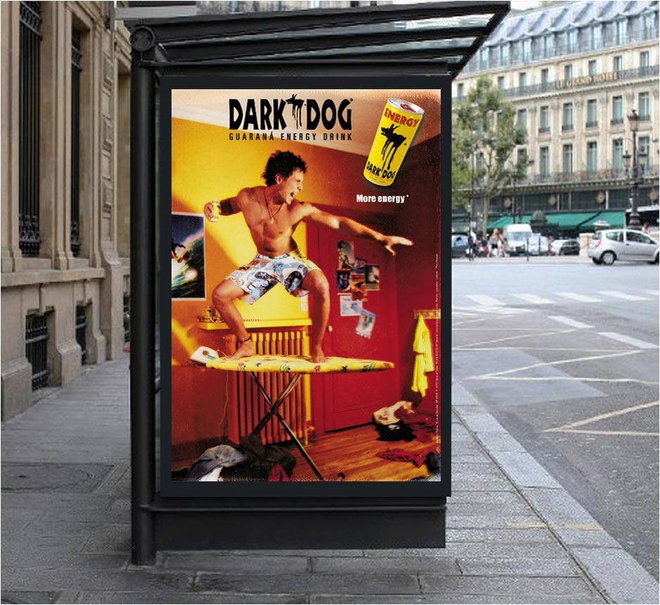 Direction Artistique, Design Poster - DARK DOG