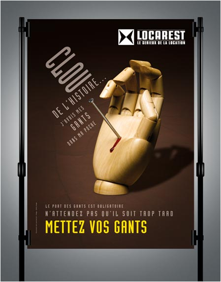 Direction Artistique, Design Poster - LOCAREST